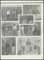 1982 Gentry High School Yearbook Page 14 & 15