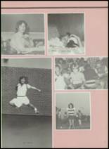 1982 Gentry High School Yearbook Page 16 & 17