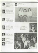 1982 Gentry High School Yearbook Page 28 & 29