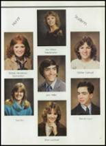 1982 Gentry High School Yearbook Page 30 & 31