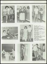 1982 Gentry High School Yearbook Page 32 & 33