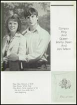 1982 Gentry High School Yearbook Page 34 & 35