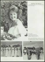 1982 Gentry High School Yearbook Page 38 & 39