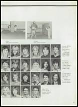 1982 Gentry High School Yearbook Page 42 & 43