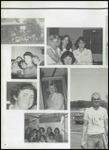 1982 Gentry High School Yearbook Page 44 & 45