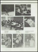 1982 Gentry High School Yearbook Page 48 & 49
