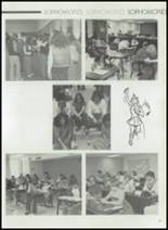 1982 Gentry High School Yearbook Page 50 & 51