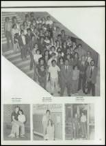 1982 Gentry High School Yearbook Page 52 & 53