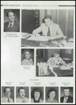 1982 Gentry High School Yearbook Page 54 & 55