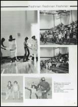 1982 Gentry High School Yearbook Page 56 & 57