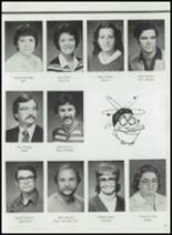 1982 Gentry High School Yearbook Page 58 & 59