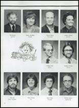 1982 Gentry High School Yearbook Page 60 & 61