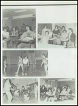 1982 Gentry High School Yearbook Page 62 & 63