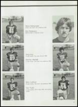 1982 Gentry High School Yearbook Page 70 & 71