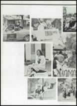 1982 Gentry High School Yearbook Page 76 & 77