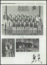 1982 Gentry High School Yearbook Page 82 & 83