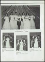1982 Gentry High School Yearbook Page 84 & 85