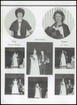 1982 Gentry High School Yearbook Page 86 & 87