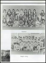 1982 Gentry High School Yearbook Page 88 & 89