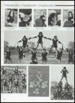 1982 Gentry High School Yearbook Page 90 & 91