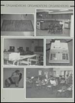1982 Gentry High School Yearbook Page 94 & 95