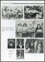 1982 Gentry High School Yearbook Page 96 & 97