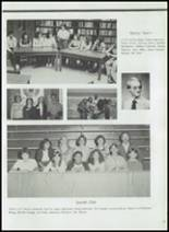 1982 Gentry High School Yearbook Page 100 & 101