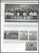 1982 Gentry High School Yearbook Page 102 & 103