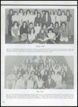 1982 Gentry High School Yearbook Page 104 & 105