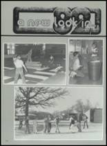 1982 Gentry High School Yearbook Page 106 & 107