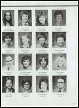1982 Gentry High School Yearbook Page 108 & 109
