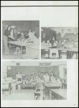 1982 Gentry High School Yearbook Page 110 & 111