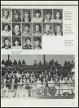 1982 Gentry High School Yearbook Page 114 & 115
