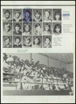1982 Gentry High School Yearbook Page 116 & 117