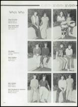 1982 Gentry High School Yearbook Page 120 & 121