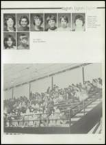 1982 Gentry High School Yearbook Page 122 & 123