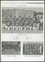 1982 Gentry High School Yearbook Page 124 & 125