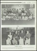 1982 Gentry High School Yearbook Page 130 & 131
