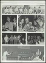 1982 Gentry High School Yearbook Page 132 & 133