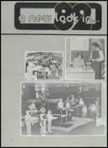 1982 Gentry High School Yearbook Page 134 & 135