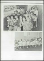 1982 Gentry High School Yearbook Page 148 & 149