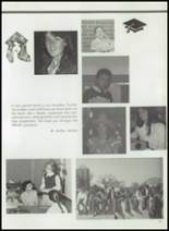 1982 Gentry High School Yearbook Page 150 & 151