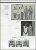 1982 Gentry High School Yearbook Page 152 & 153