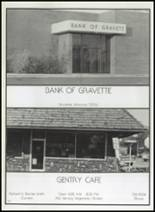 1982 Gentry High School Yearbook Page 174 & 175