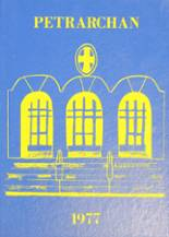 1977 Yearbook St. Peter's High School
