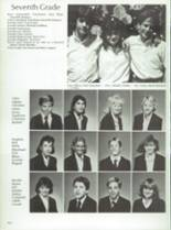 1987 Episcopal School of Dallas-Colgate Campus Yearbook Page 106 & 107