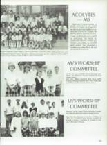 1987 Episcopal School of Dallas-Colgate Campus Yearbook Page 184 & 185