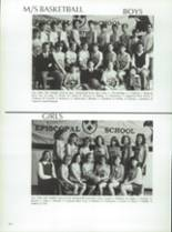 1987 Episcopal School of Dallas-Colgate Campus Yearbook Page 218 & 219