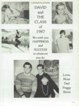 1987 Episcopal School of Dallas-Colgate Campus Yearbook Page 256 & 257