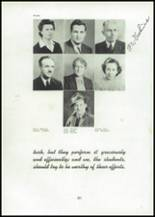 1945 Mason City High School Yearbook Page 26 & 27